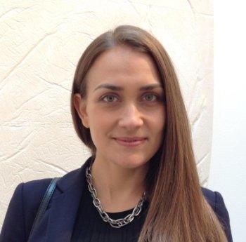 Maria Sigutina, EU Liaison